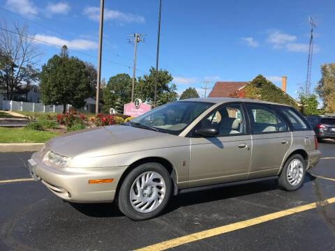 1999 Saturn S-Series for sale at Petite Auto Sales in Kenosha WI