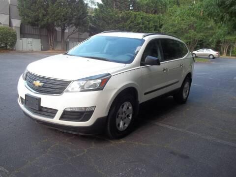 2013 Chevrolet Traverse for sale at Key Auto Center in Marietta GA
