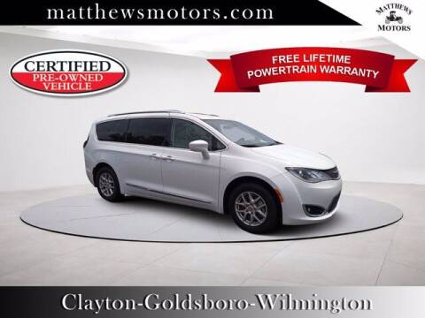 2020 Chrysler Pacifica for sale at Auto Finance of Raleigh in Raleigh NC