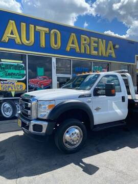 2016 Ford F-550 for sale at Auto Arena in Fairfield OH