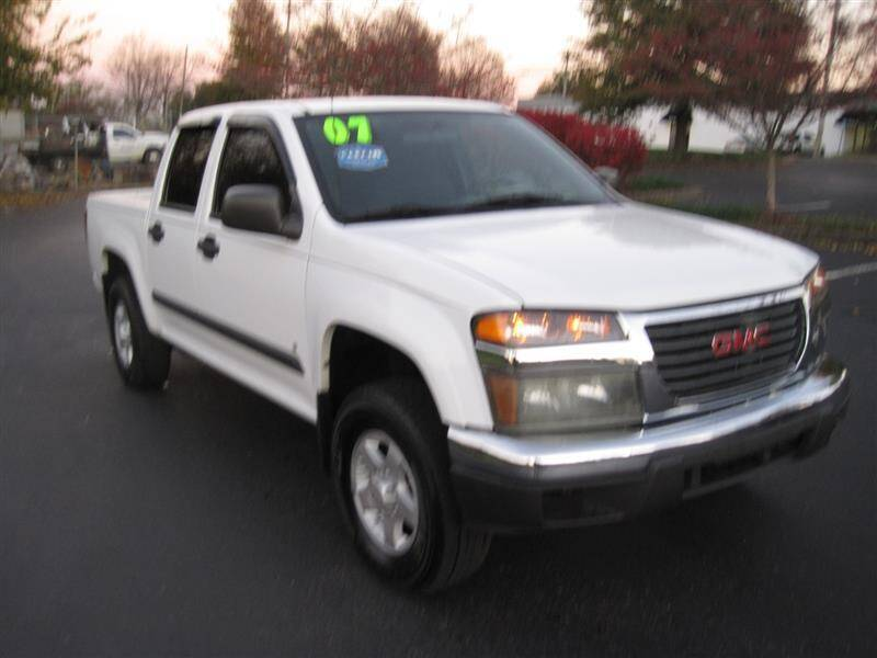 2007 GMC Canyon for sale at Euro Asian Cars in Knoxville TN