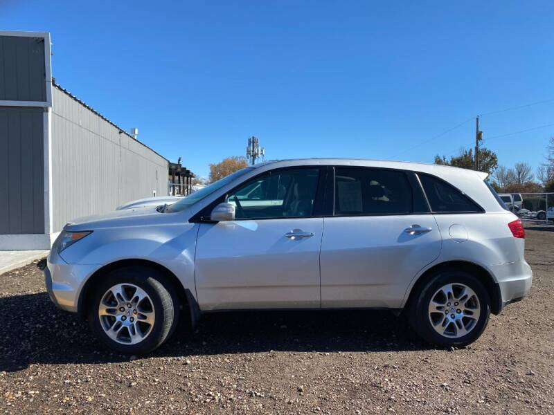 2008 Acura MDX for sale at NOCO RV Sales in Loveland CO