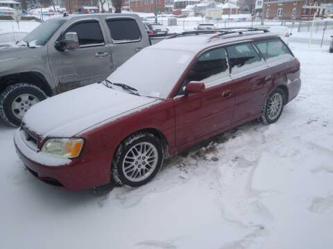2003 Subaru Legacy for sale at Jak's Preowned Autos in Saint Joseph MO