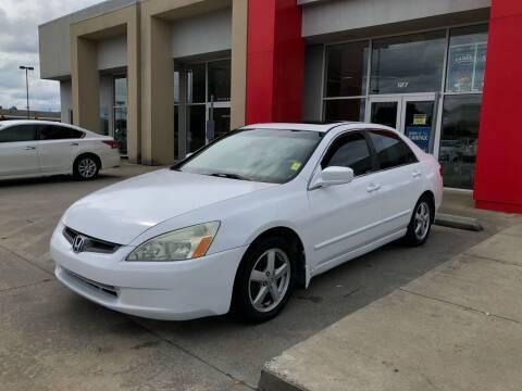 2005 Honda Accord for sale at Thumbs Up Motors in Warner Robins GA