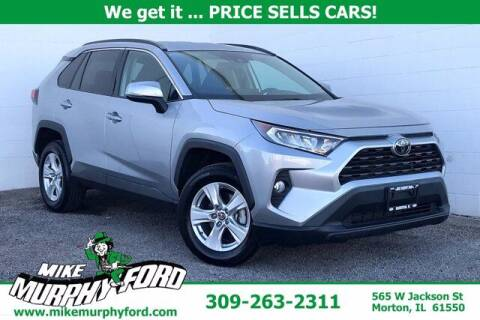2020 Toyota RAV4 for sale at Mike Murphy Ford in Morton IL