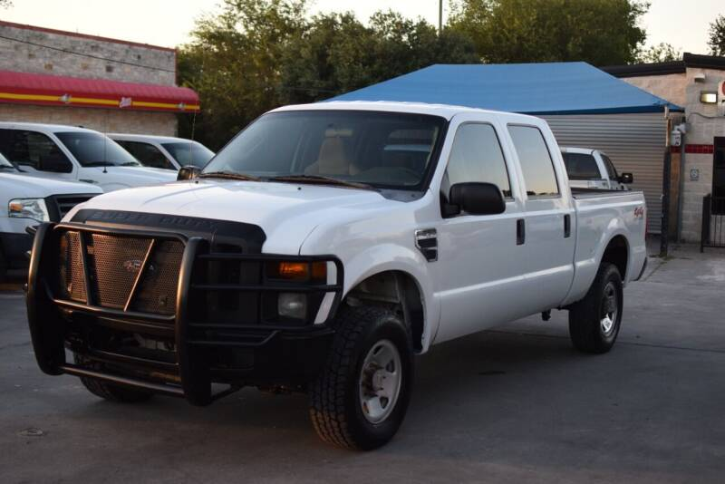 2008 Ford F-250 Super Duty for sale at Capital City Trucks LLC in Round Rock TX