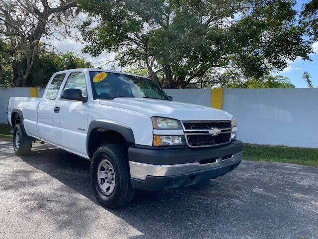 2007 Chevrolet Silverado 3500 Classic for sale at Used Cars of SWFL in Fort Myers FL