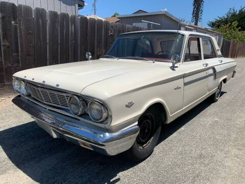 1964 Ford Fairlane for sale at Dodi Auto Sales in Monterey CA