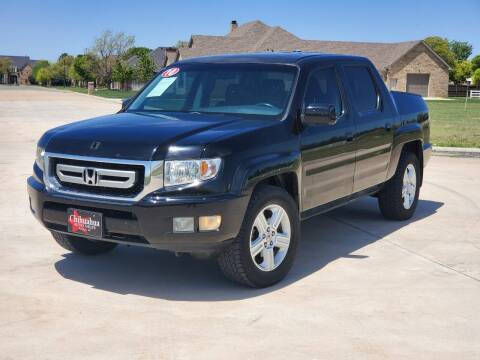 2010 Honda Ridgeline for sale at Chihuahua Auto Sales in Perryton TX