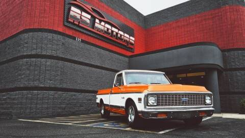1972 Chevrolet C/K 10 Series for sale at B5 Motors in Gilbert AZ