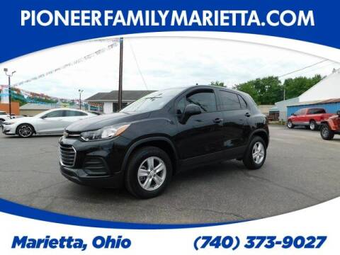 2020 Chevrolet Trax for sale at Pioneer Family preowned autos in Williamstown WV