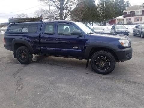2012 Toyota Tacoma for sale at Pittsford Automotive Center in Pittsford VT