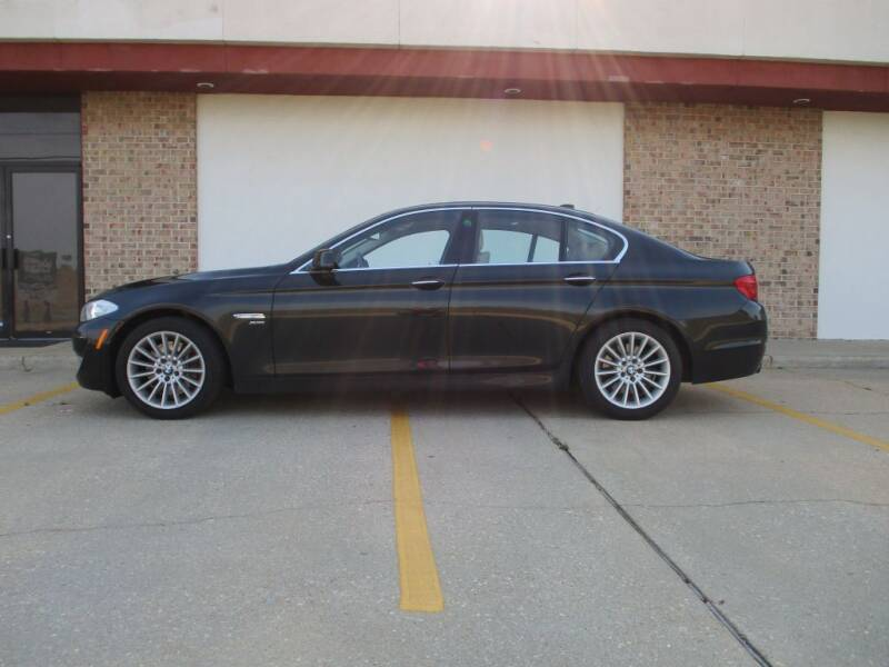 2012 BMW 5 Series for sale at A & P Automotive in Montgomery AL