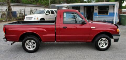 1999 Mazda B-Series Pickup for sale at Family Auto Sales of Mt. Holly LLC in Mount Holly NC