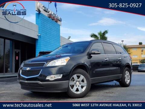 2010 Chevrolet Traverse for sale at Tech Auto Sales in Hialeah FL