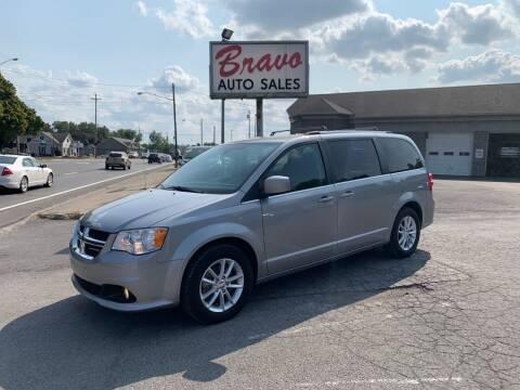 2019 Dodge Grand Caravan for sale at Bravo Auto Sales in Whitesboro NY