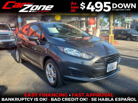 2017 Ford Fiesta for sale at Carzone Automall in South Gate CA