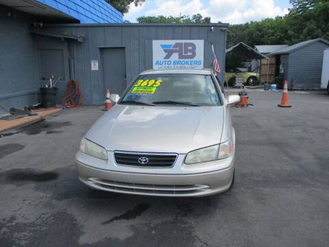 2000 Toyota Camry for sale at AUTO BROKERS OF ORLANDO in Orlando FL
