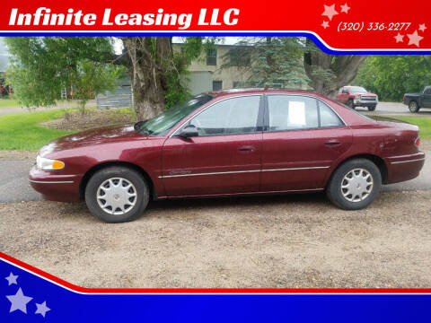 1997 Buick Century for sale at Infinite Leasing LLC in Lastrup MN