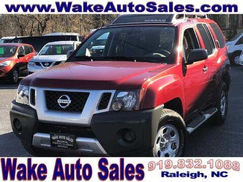 2014 Nissan Xterra for sale at Wake Auto Sales Inc in Raleigh NC
