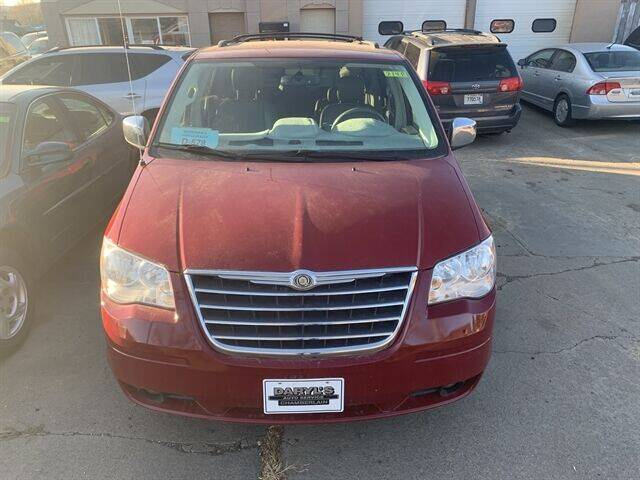 2010 Chrysler Town and Country Touring 4dr Mini-Van - Chamberlain SD