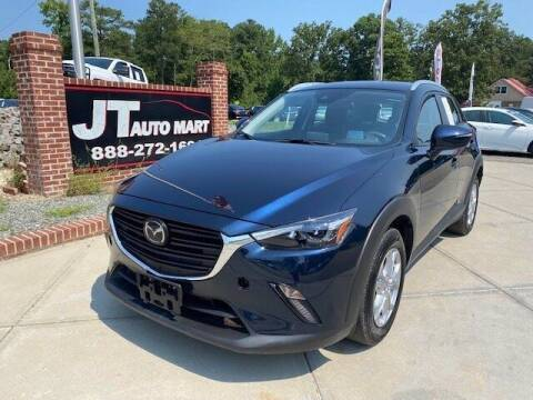 2019 Mazda CX-3 for sale at J T Auto Group in Sanford NC