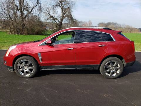 2010 Cadillac SRX for sale at Tennessee Valley Wholesale Autos LLC in Huntsville AL