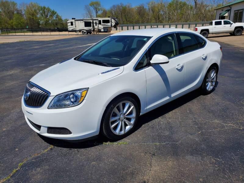 2015 Buick Verano for sale at Farmington Auto Plaza in Farmington MO