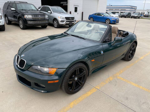 1997 BMW Z3 for sale at EUROPEAN AUTOHAUS in Holland MI