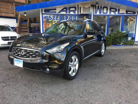 2011 Infiniti FX35 for sale at Car World Inc in Arlington VA