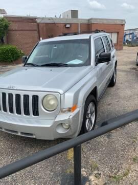 2007 Jeep Patriot for sale at BMG Auto Group Arlington in Arlington TX