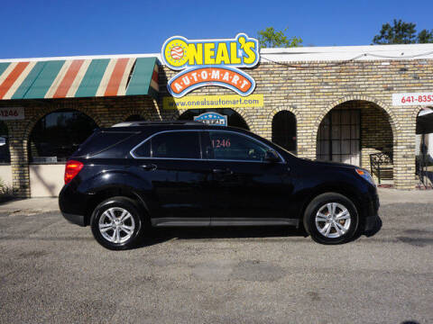 2015 Chevrolet Equinox for sale at Oneal's Automart LLC in Slidell LA