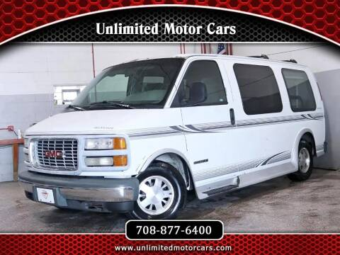 2000 GMC Savana Cargo for sale at Unlimited Motor Cars in Bridgeview IL