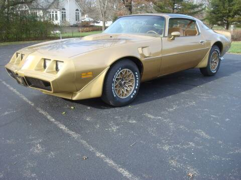 1979 Pontiac Firebird Trans Am for sale at Naperville Auto Haus Classic Cars in Naperville IL