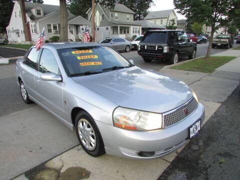 2004 Saturn L300 for sale at K & S Motors Corp in Linden NJ