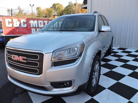 2014 GMC Acadia for sale at C & C Motor Co. in Knoxville TN