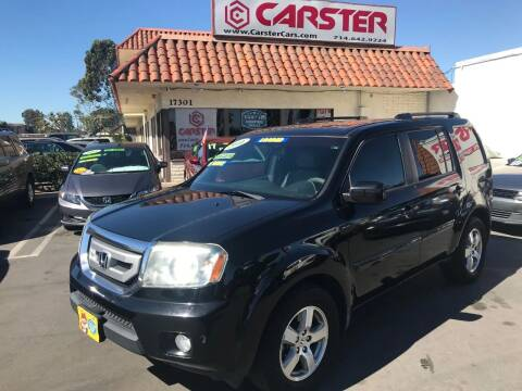 2010 Honda Pilot for sale at CARSTER in Huntington Beach CA