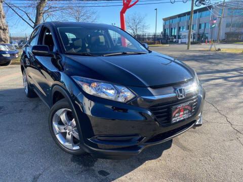 2016 Honda HR-V for sale at JerseyMotorsInc.com in Teterboro NJ