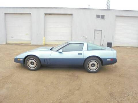 1985 Chevrolet Corvette for sale at Engels Autos Inc in Ramsey MN