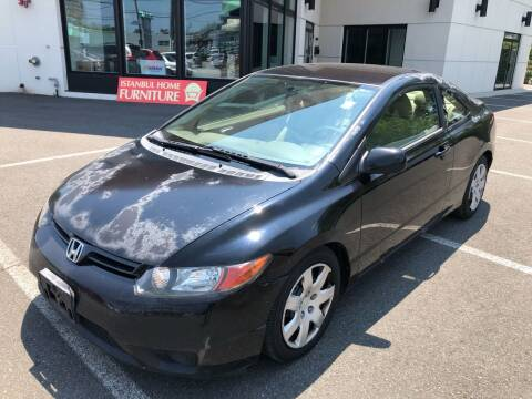 2006 Honda Civic for sale at MAGIC AUTO SALES in Little Ferry NJ