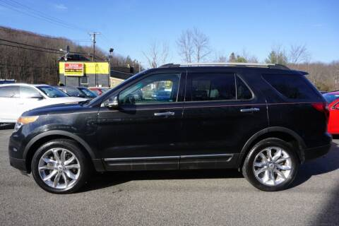2014 Ford Explorer for sale at Bloom Auto in Ledgewood NJ