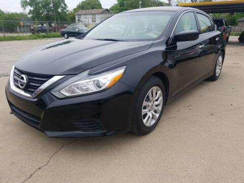 2016 Nissan Altima for sale at Nile Auto in Fort Worth TX