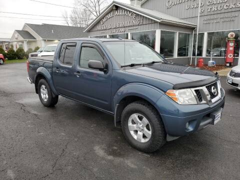 2013 Nissan Frontier for sale at Empire Alliance Inc. in West Coxsackie NY