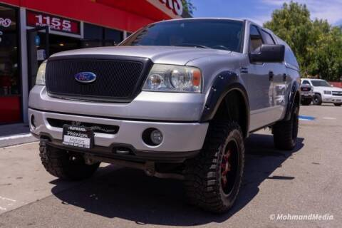 2007 Ford F-150 for sale at Phantom Motors in Livermore CA