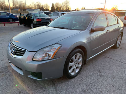 2007 Nissan Maxima for sale at New To You Motors in Tulsa OK