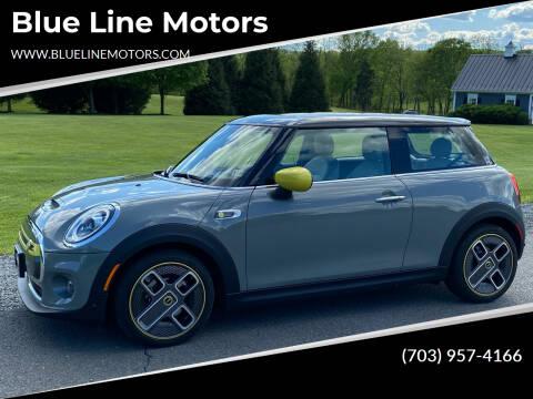 2021 MINI Hardtop 2 Door for sale at Blue Line Motors in Winchester VA