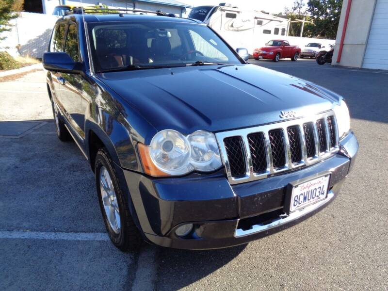 2008 Jeep Grand Cherokee for sale at NorCal Auto Mart in Vacaville CA