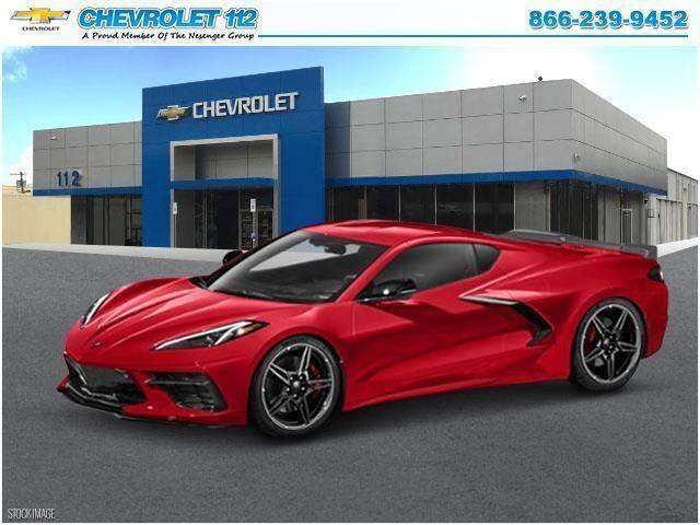 2021 Chevrolet Corvette for sale in Medford, NY