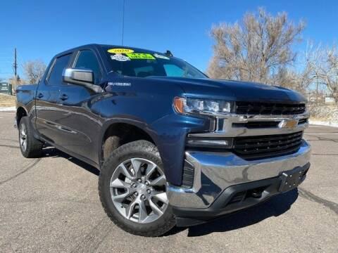 2020 Chevrolet Silverado 1500 for sale at UNITED Automotive in Denver CO