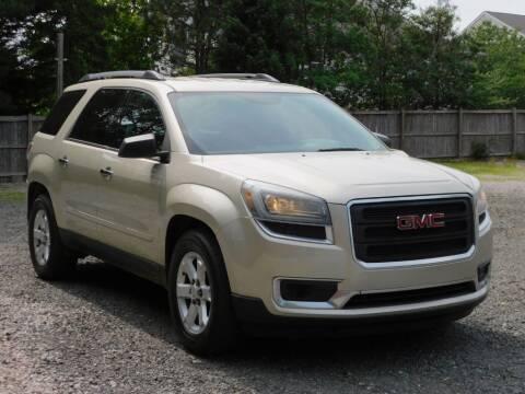 2013 GMC Acadia for sale at Prize Auto in Alexandria VA